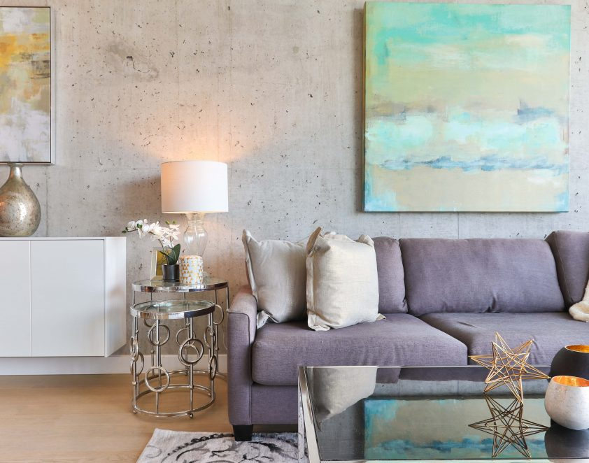 Furnishing Your First Home on A Budget Feature Image